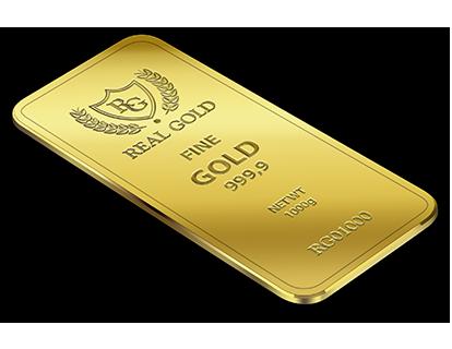 Золотой слиток 1кг